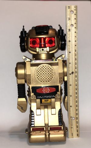Vintage 80's Robot Collecter's Toy for Sale in San Ramon, CA
