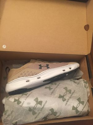 Under armour kilchis size 10.5 for Sale in Baltimore, MD