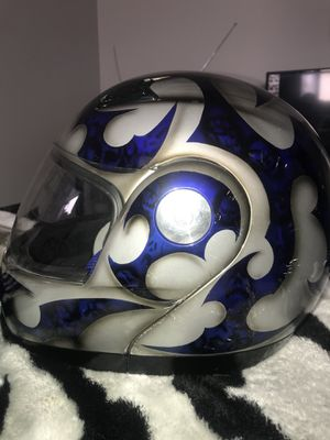 Motorcycle helmet for Sale in Tacoma, WA