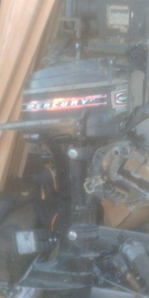 Mercury 4hp kicker motor for Sale in Everett, WA