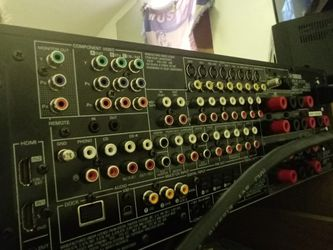 Yamaha surround sound Thumbnail