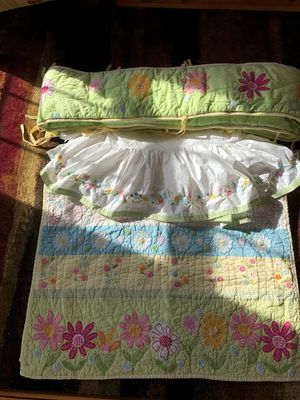 Pottery Barn Crib / Nursery Bedding for Sale in West Springfield, VA