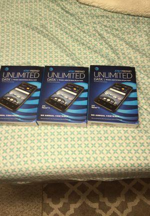 Teléfonos prepaid nuevos precio fijo for Sale in Silver Spring, MD