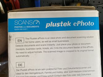 Plustek Photo Scanner - ephoto Z300 Thumbnail