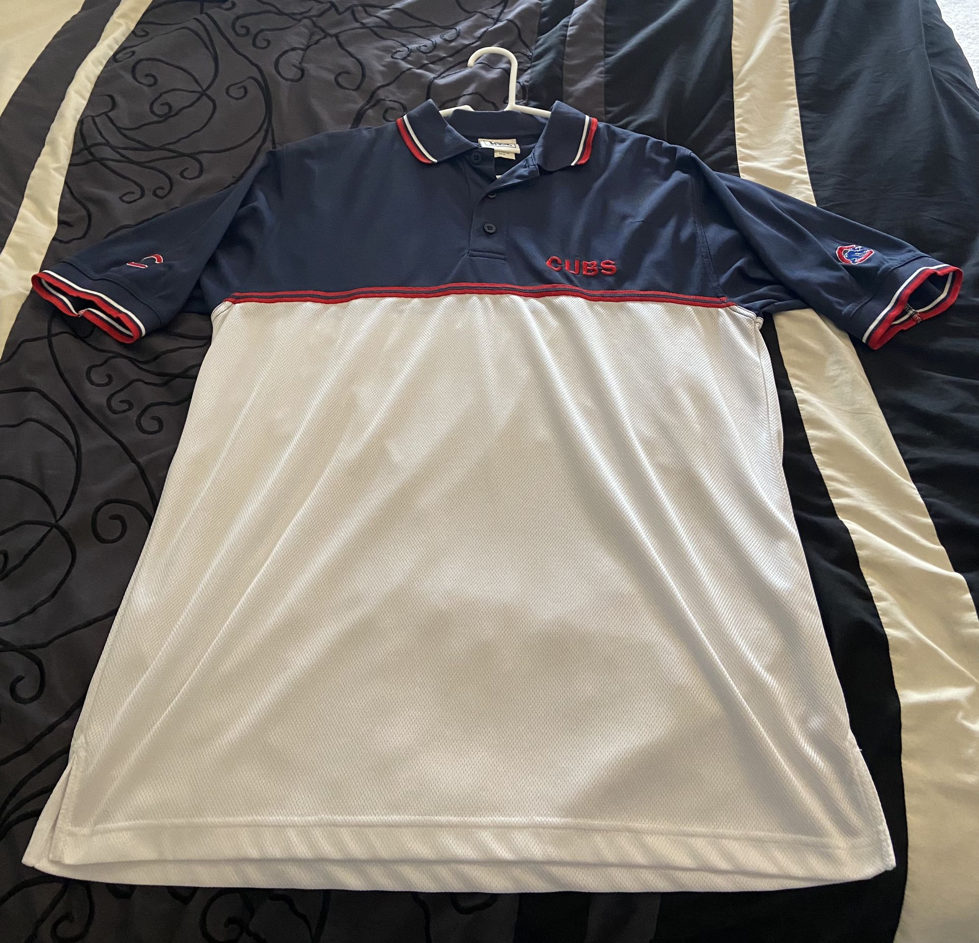 Cubs Polo Size M