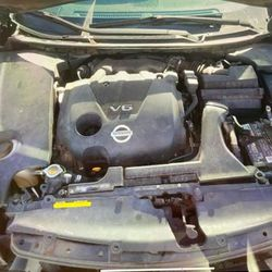 Engine For A Nissan Maxima 2009 3.5L Thumbnail