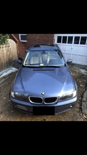 2005 BMW 325i- NEW TIRES (not shown on pictures) for Sale in Alexandria, VA