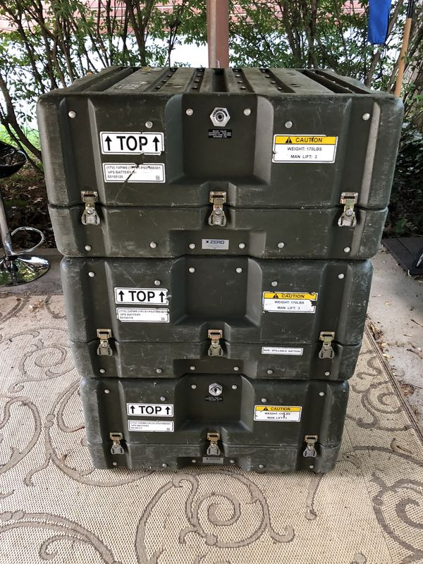Military Storage Containers Household in Cincinnati OH OfferUp