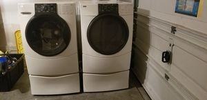 Kenmore Elite 3Et front load washer and dryer for Sale in Aldie, VA