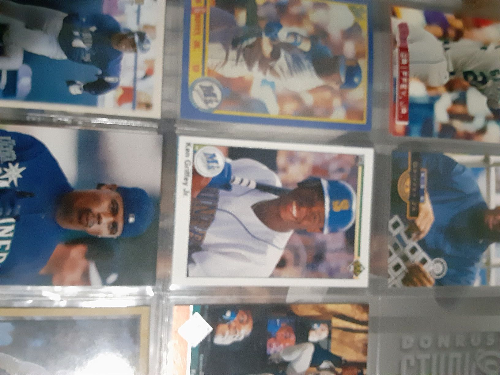 Collectables football cards