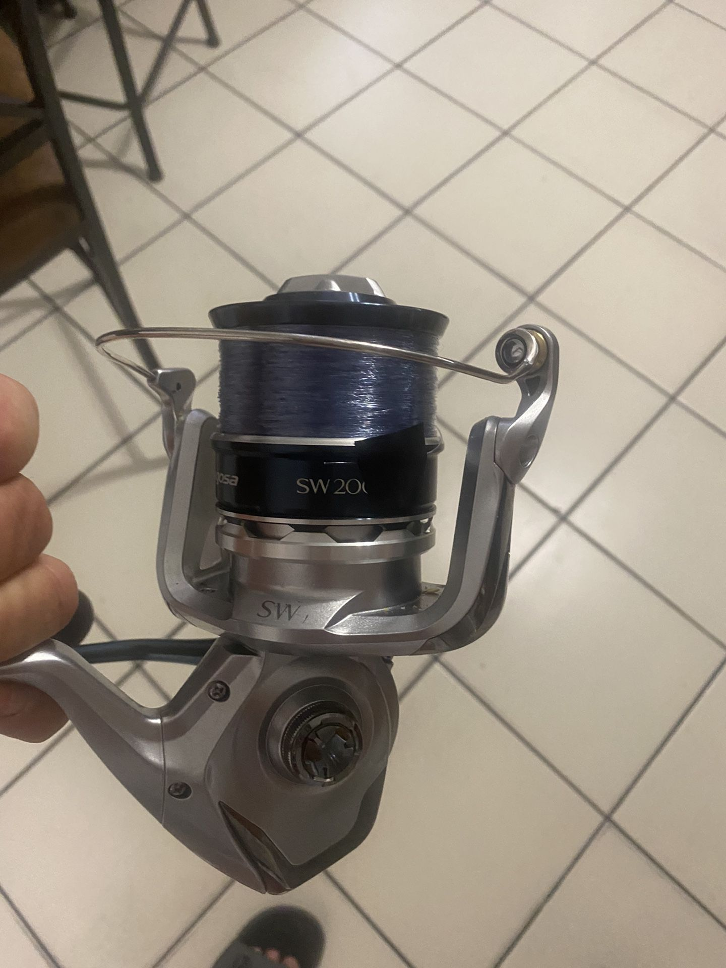 Shimano Saragosa 20000SW Will Trade Only For Spining Shimano Terez Shimano Tallus And Something On Top