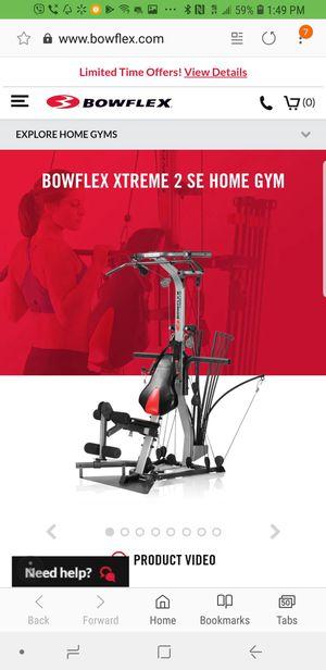 Brand New Bowflex Ultra 2 for Sale in Fairfax, VA