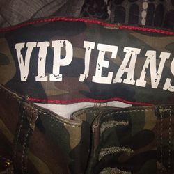 Brand New Vip Camo Pants Size 11 Thumbnail