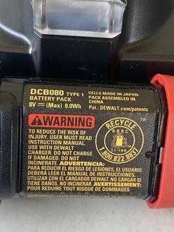 Dewalt Battery Thumbnail