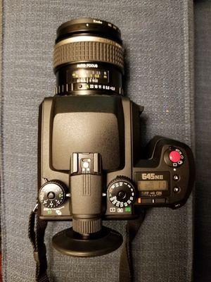 Pentax 645NII Medium format film camera Like New for Sale in Alexandria, VA