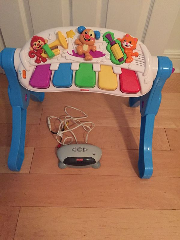Fisher-price learn & move music station for Sale in Crestview, FL - OfferUp