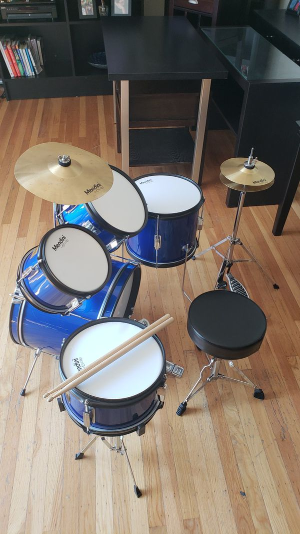 Mendini Kids Drum Set For Sale In Philadelphia Pa Offerup