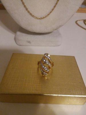 Ring 18kgp for Sale in Jacksonville, FL
