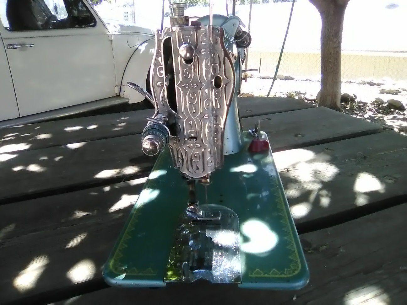 Precision DeLuxe Sewing Machine