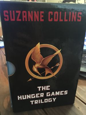 Hunger Games Trilogy Box Set for Sale in Alexandria, VA