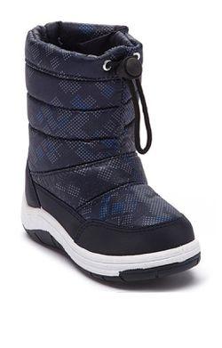 Baby boy winter boots Thumbnail