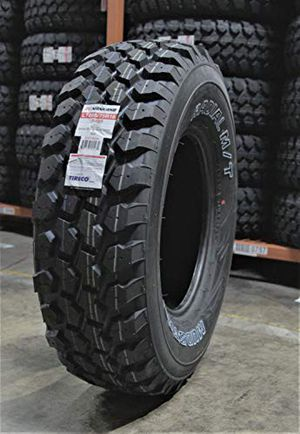 Photo MUD WHEELS and TIRES for All Trucks!