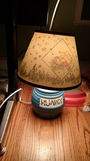 Young person lamp for Sale in Greensboro, NC