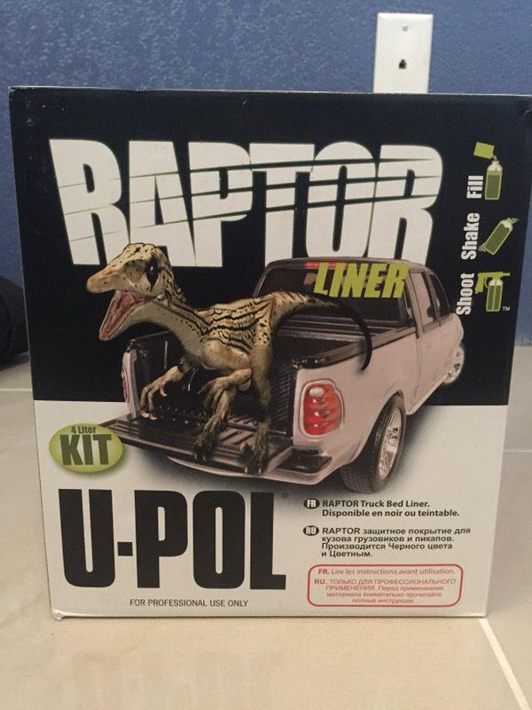 U Pol Raptor Liner Kit Wgun For Sale In Las Vegas Nv Offerup