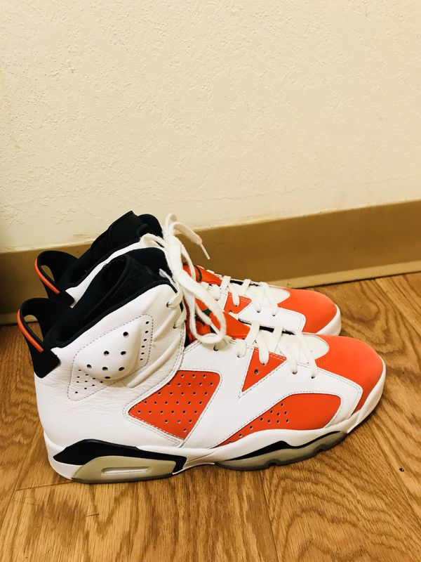 6ae3f6c8def13d Gatorade Jordan 6s for Sale in Charlotte