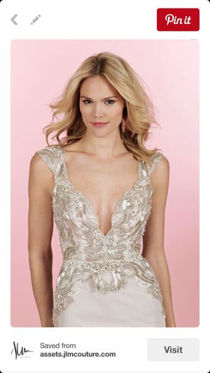 Hayley Paige Sasha Wedding Dress - Style HP6463 for Sale in Rockville, MD