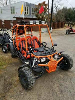 200cc go kart dongfang for Sale in Austin, TX