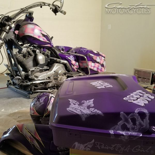 Custom Motorcycle Paint for Sale in Martinez, CA - OfferUp