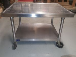 Commercial grade portable table 200 obo for Sale in Baltimore, MD