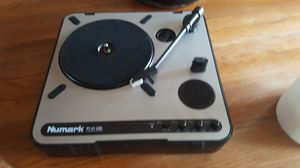 Numark portable turntable for Sale in Harpers Ferry, WV