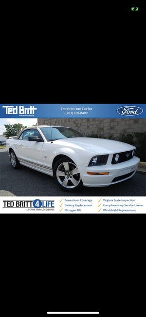 2006 Ford Mustang GT premium convertible for Sale in Fairfax, VA