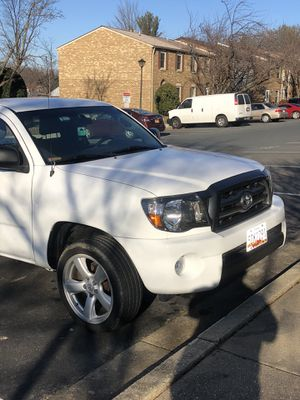 2007 Toyota Tacoma 2.7lt for Sale in North Potomac, MD