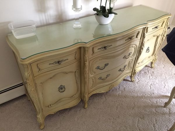 French Provincial Buffet Table For Sale In Orland Park Il Offerup