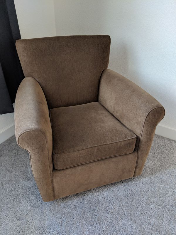 Remarkable Arhaus Swivel Glider Chair For Sale In Lathrop Ca Offerup Onthecornerstone Fun Painted Chair Ideas Images Onthecornerstoneorg