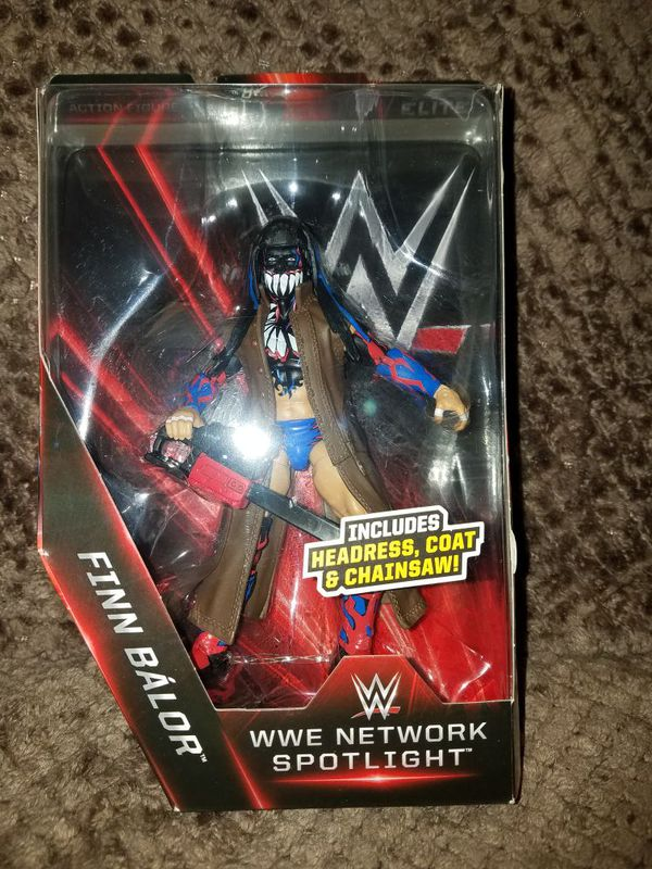 Wwe Finn Balor Elite Action Figure Toys R Us Exclusive For Sale In