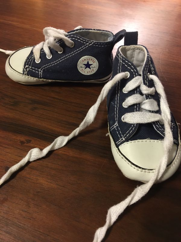 6493736200 Baby Chucks size 3 for Sale in Riverside