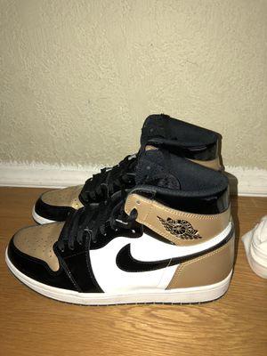 Gold Toe 1 10.5 Jordan 1 11 5 for Sale in San Francisco, CA