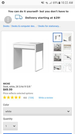 Ikea Desk For In Killeen Tx