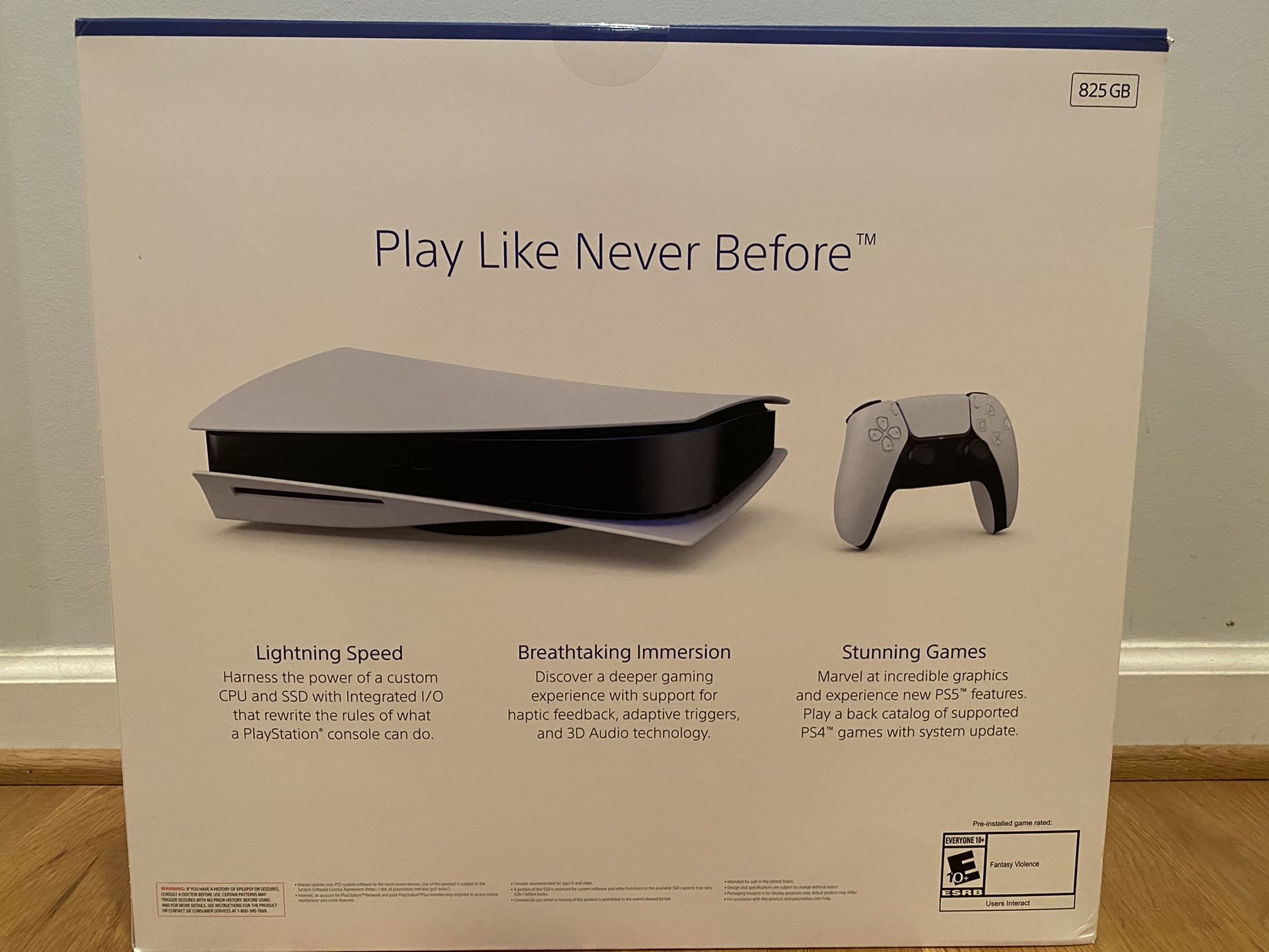 PS5 Disc Console BRAND NEW