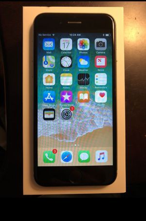 iPhone 6s 64gb at&t, cricket,h2o like new for Sale in Hyattsville, MD