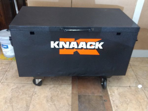 Gang Box For Sale >> Knaack Gang Box For Sale In Wheat Ridge Co Offerup