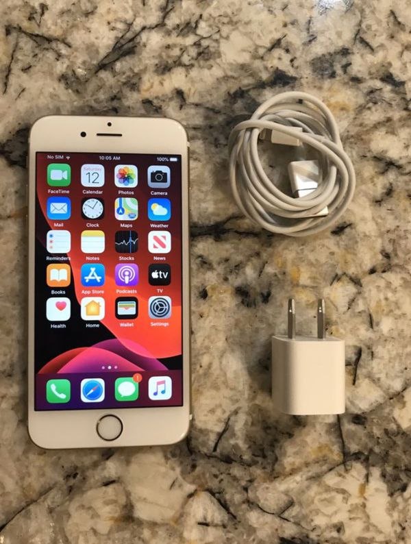 IPhone 6s 32GB Gold Unlocked for any carrier AT&T Cricket ...