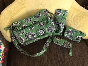 Vera Bradley purse set for Sale in OH, US