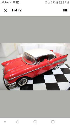 Photo Franklin Mint 1957 Chevrolet