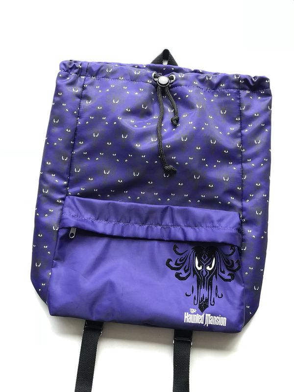 870ec10a693 NEW Haunted Mansion Disney Backpack for Sale in Alhambra