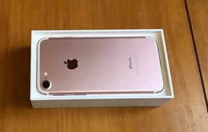 IPhone 7,, 128GB,, Factory Unlocked,  Excellent condition. (Almost New) for Sale in Springfield, VA